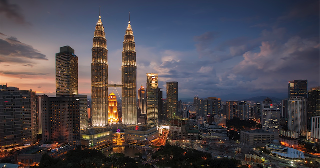 Petronas Towers, Kuala Lumpur. Photo source: Zukiman Mohamad (Pexels). Creative Commons.