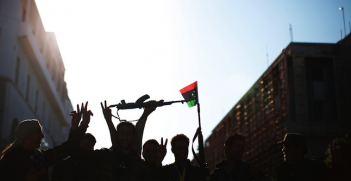 Libya Celebrates Tripolitan Republic declared against colonial rule. Photo source: United Nations Photo (Flickr). Creative Commons.
