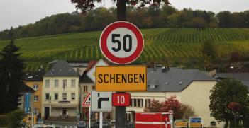 Schengen. Photo source: Attila Németh (Flickr). Creative Commons.