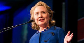 Hillary Clinton. Photo credit: Atlantic Council (Flickr) Creative Commons