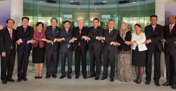 The 28th ASEAN-Australia Forum. Photo source: ASEAN (official website).