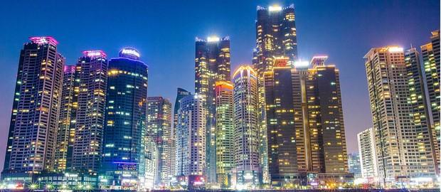 Busan, South Korea. Photo credit: Hannah Choi (Flickr) Creative Commons