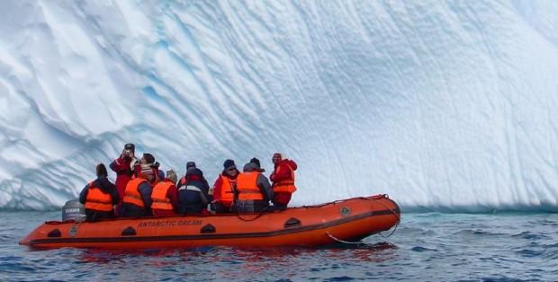 Antarctica Photo Credit: Tak (Flickr) Creative Commons