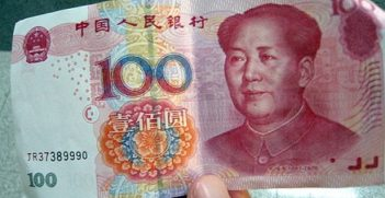 Mao Zedong on the Renminbi currency. Photo credit: Eric Mueller (Flickr) Creative Commons