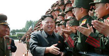 North Korea's Kim Jong-un. Photo credit: Prachatai (Flickr) Creative Commons