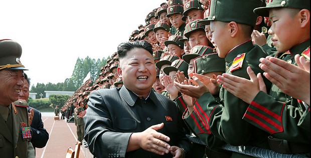 North Korea's Kim Jong-un. Photo credit: Prachatai (Flickr) Creative Commons