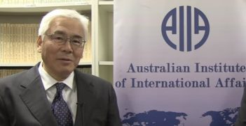 Japanese Ambassador Sumio Kusaka.Creative Commons