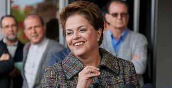 Brazil suspended President Dilma Rouseff. Photo credit: Rede Brasil Atual (Flickr) Creative Commons