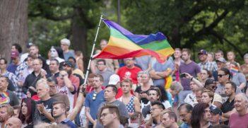 Vigil to unite against Orlando Shooting Photo credit: Fibonacci Blue (Flickr) Creative Commons
