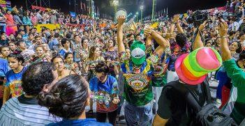 Argentina Celebrations, Carnavales Correntinos 2014. Photo credit: José Luis Suerte (Flickr) Creative Commons