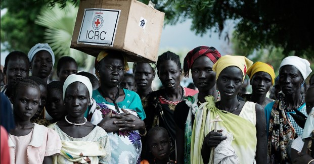 South Sudan. Photo Credit: International Committee of the Red Cross (ICRC) (Wikipedia) Creative Commons