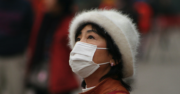 China_pollution. Photo Credit: Global Panorama (Flickr) Creative Commons