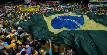 Brazil_protests. Photo Credit: Agência Brasil (Wikimedia commons) Creative Commons