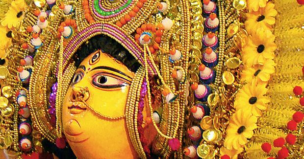 Indian_goddess. Photo Credit: Badr Naseem (Flickr) Creative Commons