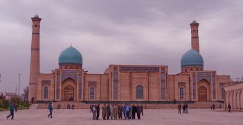 Tashkent. Photo Credit: Marina & Enrique (Flickr) Creative Commons