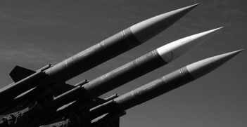 missiles. Photo Credit: Ed Brambley (Flickr) Creative Commons