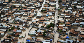 Haiti_floods. Photo Credit: UN Photo (Flickr) Creative Commons