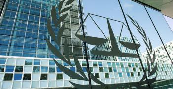 ICC. Photo Credit: UN Photo (Flickr) Creative Commons