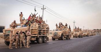 IraqiArmy_Mosul. Photo Credit: Quentin Bruno (Flickr) Creative Commons