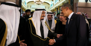 King Salman. Photo Credit: Pete Souza (Wikimedia Commons) Creative Commons