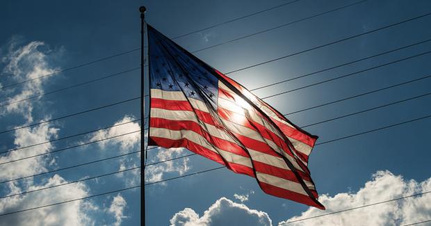 USFlag. Photo Credit: USDA (Flickr) Creative Commons