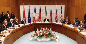 Diplomacy. Photo Credit: Bundesministerium für Europa, Integration und Äusseres - Iran Talks (Wikipedia) Creative Commons