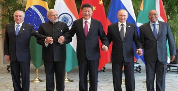 BRICS2016. Photo Credit: The Kremlin Creative Commons