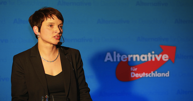 Frauke Petry. Photo Credit: Metropolico.org (Flickr) Creative Commons