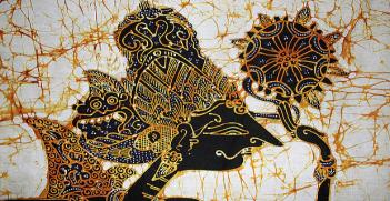 Indonesia batik. Photo Credit: Brian Yap (Flickr) Creative Commons