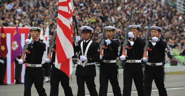 Japan_SDF. Photo Credit: Rikujojieitai Boueisho (Wikimedia Commons) Creative Commons