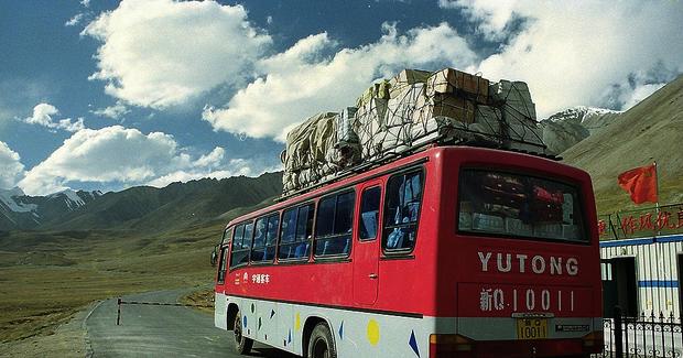 Xinjiang. Photo credit: Limaiksiang (Flickr) Creative Commons