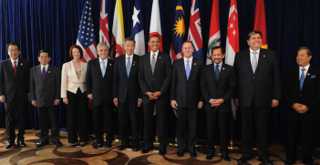TPP Countries. Photo Credit: Gobierno de Chile (Wikimedia Commons) Creative Commons