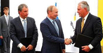 Rex Tillerson. Photo Credit: The Kremlin. Creative Commons