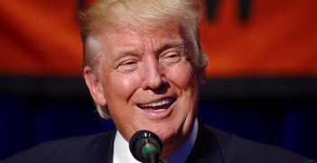 Trump Photo Credit: Michael Vadon (Wikimedia Commons) Creative Commons