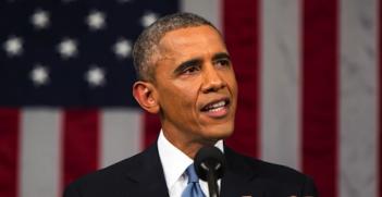Barack Obama Photo Credit: Pete Souza (Wikimedia Commons) Creative Commons
