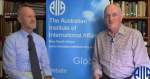 Professor Trevor Findlay Interview Photo Credit: AIIA NSW (YouTube Screenshot)