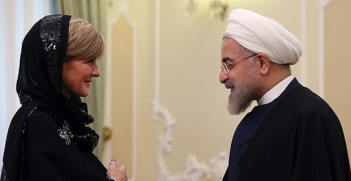 Foreign Minister Bishop meeting with President Rouhani Photo Credit: Mahmoud Hosseini (Wikimedia Commons) Creative Commons