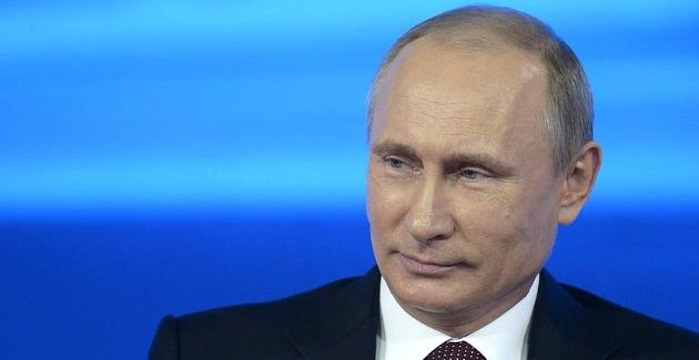 Vladimir Putin. Photo Credit: The Kremlin, Creative Commons.