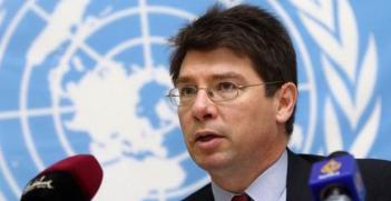 Special Rapporteur François Crépeau. Photo: @KaldorCentre.