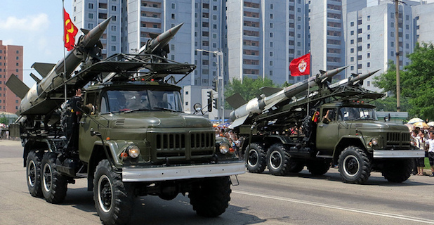 North Korean Victory Day