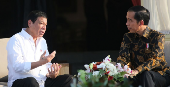 Rodrigo Duterte and Joko Widodo (Wikimedia Commons).