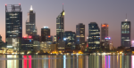 Perth Skyline (Wikimedia Commons)