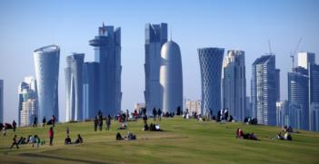 Doha, Qatar (Wikimedia Commons)