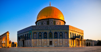 Dome of the Rock. Photo: Asim Bharwani (Flickr).