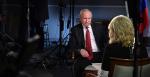 Vladimir Putin's interview with Megyn Kelly. Photo: The Kremlin