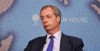 Nigel Farage (Wikimedia Commons)