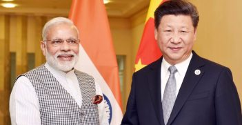 Prime Minister Modi and President Xi Jinping