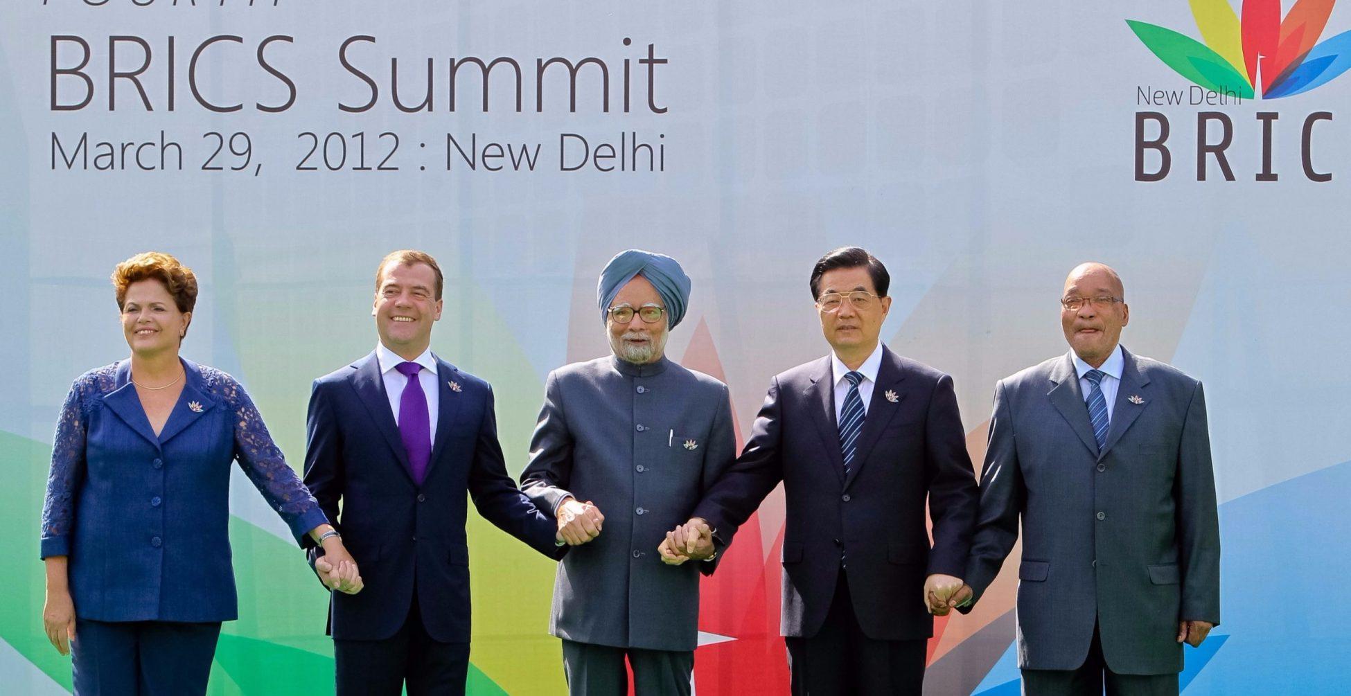 2012 BRICS Summit