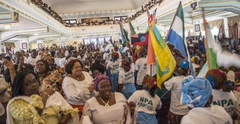 Liberia commemorates 2003 peace agreement / UN Photo