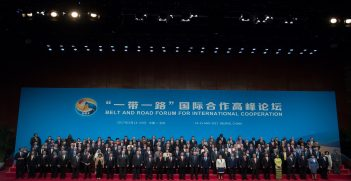 Participants of the Belt and Road Forum